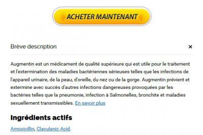 Medicament Augmentin Prix